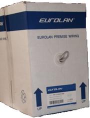 EuroLAN Кабель UTP Cat-5e 305m