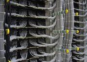 Монтаж скс,  сборка компьютерных и кабельных сетей