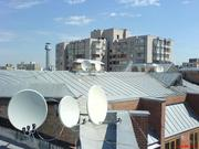 Установка и настройка спутниковых антенн в Алматы.