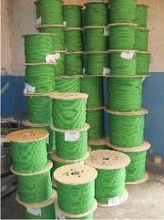 3M Кат. 7 10G,  100 Ом S/FTP,  LS0H,  4 пары (1000м бухта ) VOL-10SFL4-10