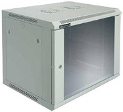 Linkbasic  WCB06-645-BAA-C Шкаф настенный 6U,  600*450*367,  цвет чёрный