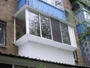 Наружное утепление и обшивка балкона сайдингом