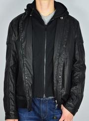 новая куртка с капюшоном City Class pазмер 56-58