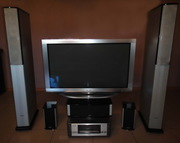 Продам плазменную панель THOMSON и домашний кинотеатр BBK