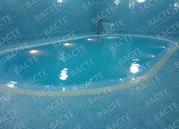 Бассейн из стеклопластика