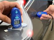 Толщиномер ALLSUN для авто