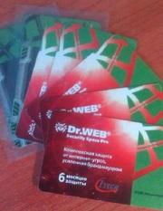 ОЕМ лицензия на Dr.Web Security Space Pro
