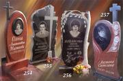 Памятники в Алматы,  гранитные памятники
