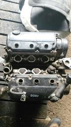 Двигатель  6G72  на Mitsubishi Montero Sport