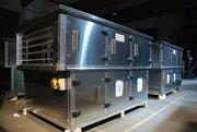Крышная вентиляционная установка Frivent DWR 035