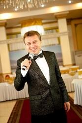 Алматинский тамада (ведущий) Алексей Кожемякин в Павлодаре