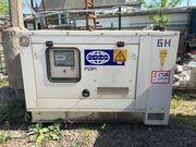 Дизельная электростанция FG Wilson P50P1