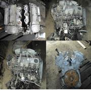 Двигатель с коробкой и без  НА Mitsubishi Montero Sport