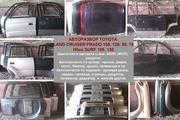 Toyota Land Cruiser Prado 78,  95,  120,  150   авторазбор