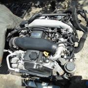 Двигатель с коробкой Toyota L C Prado 78, 71 2LT, 1KZ