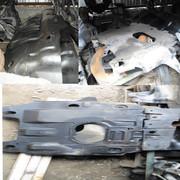 Защита двигателя и бензобака Toyota L C Prado .Hilux Surf 4Runner