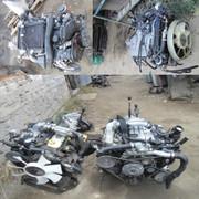 Двигатель с коробкой ZD30 - TD42,  RD28 НА NISSAN Patrol 60, 61