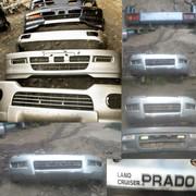 Бампера передние задние на Toyota L C Prado 150. 120. 95 .78