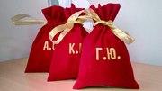 Сувенирные мешочки Алматы