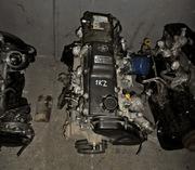 Двигатель v-3.0 1KZ  на Toyota Land Cruiser Prado 78