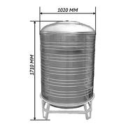 Емкость для воды 1м3 - из нержавеющей стали