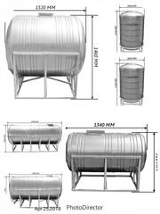 Баки для питьевой воды