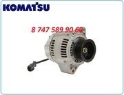 Генератор на Komatsu pc200 102211-4050
