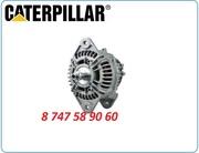 Генератор Cat c7 0124655120