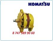 Генератор на двигатель Komatsu 0-35000-8430