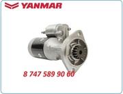 Стартер Yanmar 121254-77012