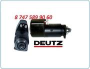 Стартер Deutz f6l413 6290051