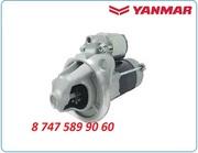 Стартер Yanmar 3tne74 119631-77010