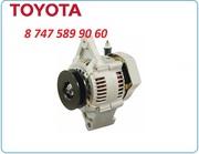 Генератор на вилочный погрузчик Toyota 101211-3680