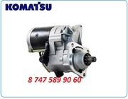 Стартер Komatsu Pc200,  Pc220 128000-2561