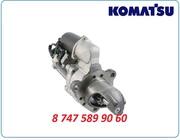 Стартер Komatsu Pc400 600-813-6610