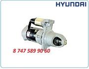 Стартер на экскаватор Hyundai r300,  r290 Me057845