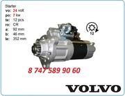 Стартер Volvo L150f,  L220f,  L180f M9t82172
