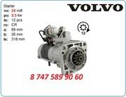 Стартер Volvo Ec27c,  Ec160b,  ec160c M9t62671