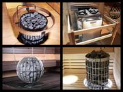 Электрическая печь для финской сауны